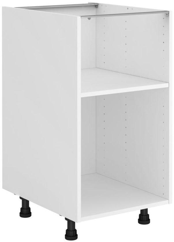 Korpus szafki kuchennej B45 biały Delinia iD