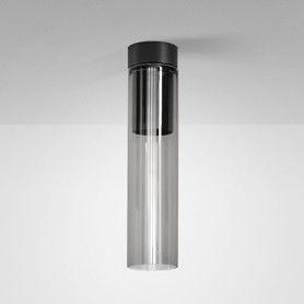 Plafon Modern Glass Tube TP GU10 40461 Aqform