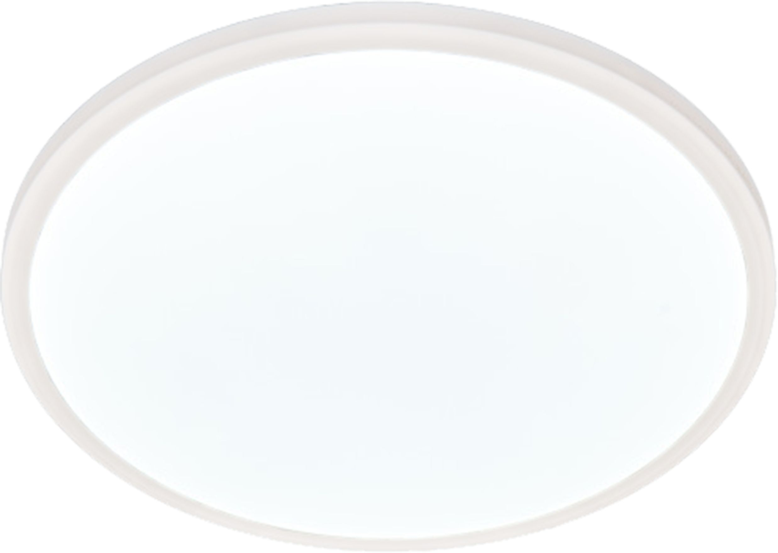 Light Prestige Arctic LP-2511/1C-32 WH plafon lampa sufitowa biały 4000K 1x24W LED IP54 32cm
