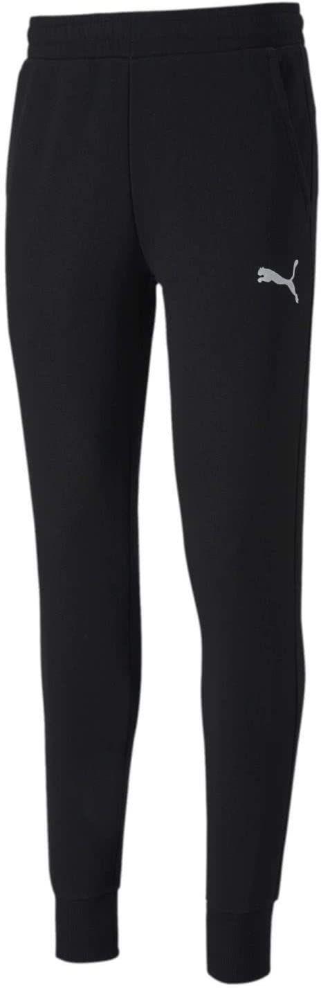 PUMA męskie spodnie drużynowe 23 na co dzień spodnie dresowe Puma Czarny XL