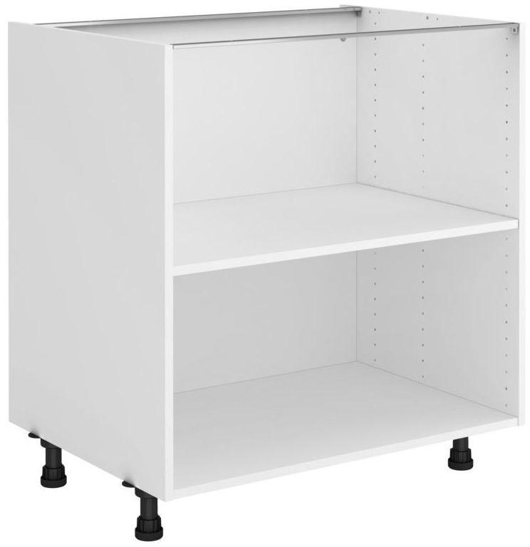 Korpus szafki kuchennej B80 biały Delinia iD