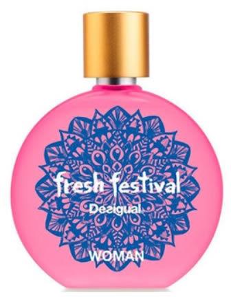 woda toaletowa EDT Spray Desigual Fresh Festival Woman 50ml