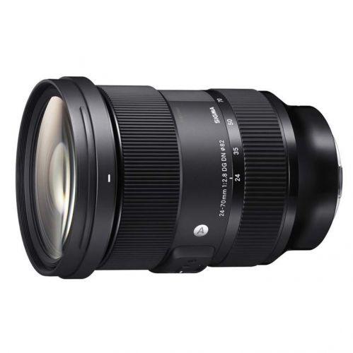 Obiektyw Sigma 24-70mm F2.8 ART DG DN Sony E - RATY 10X0%