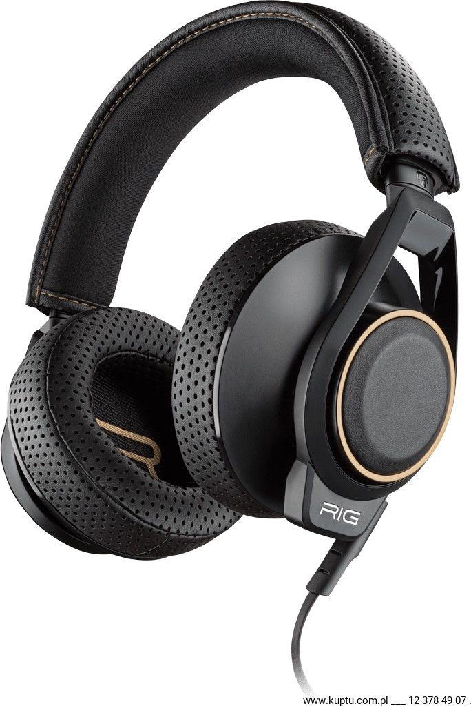 RIG 600 słuchawki Plantronics (206806-05)