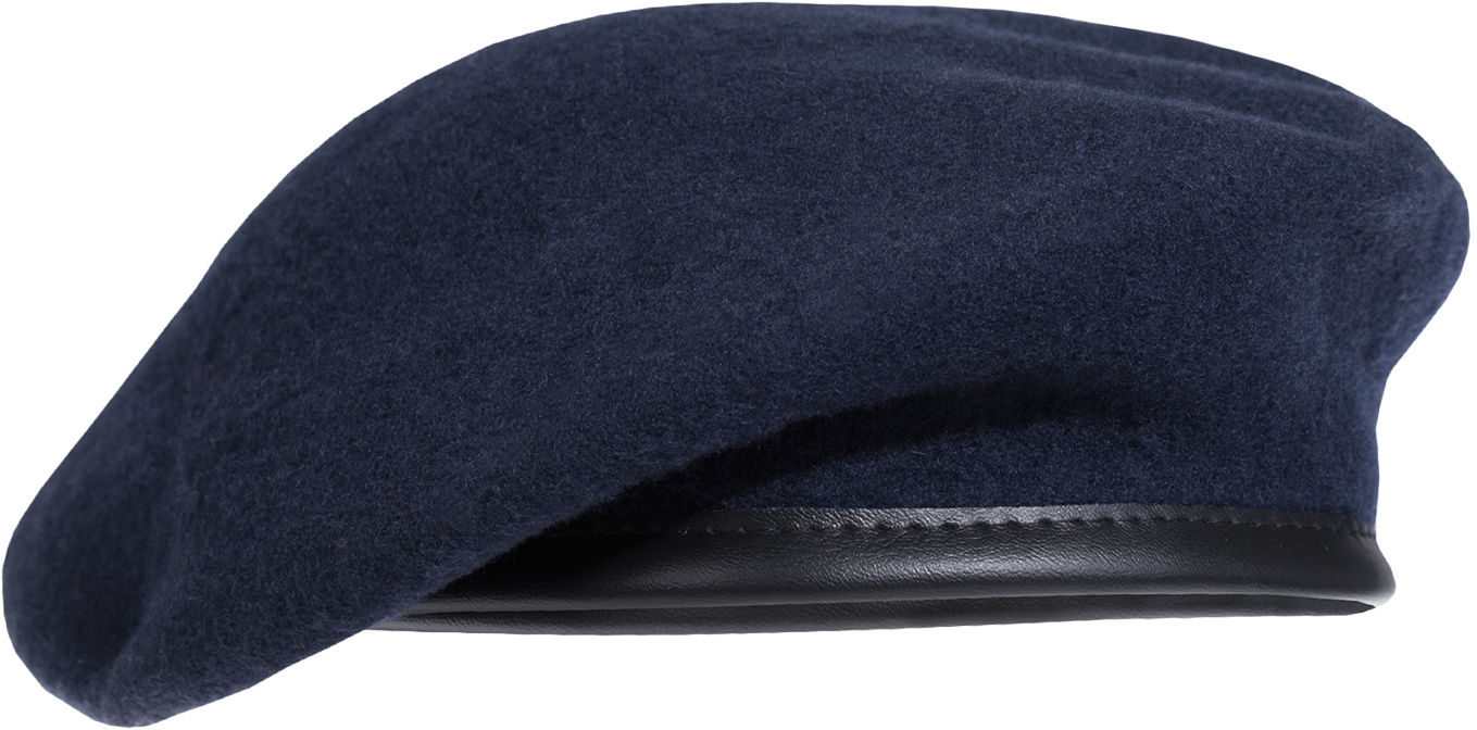 Beret Pentagon French Style Navy Blue (K13008-05)