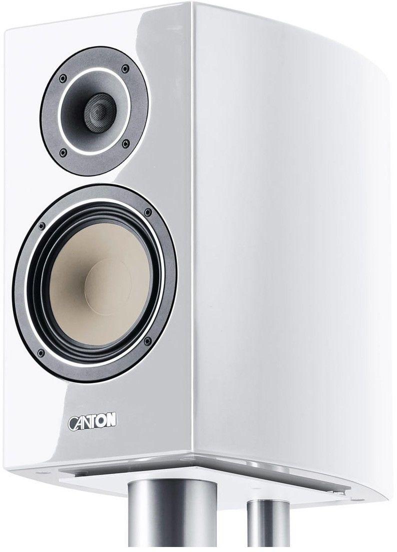 Kolumna głośnikowa podstawkowa REFERENCE 9K, Kolor: Biały