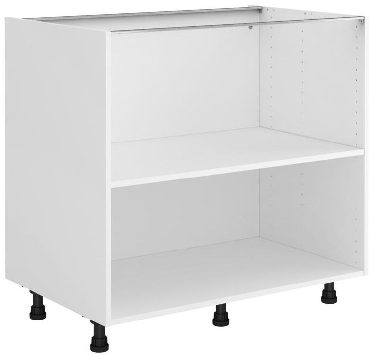Korpus szafki kuchennej B90 biały Delinia iD