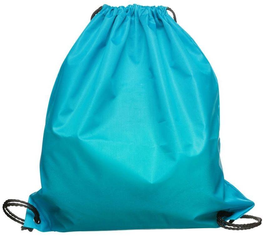 Sagaform - outdoor - worek sportowy, niebieski