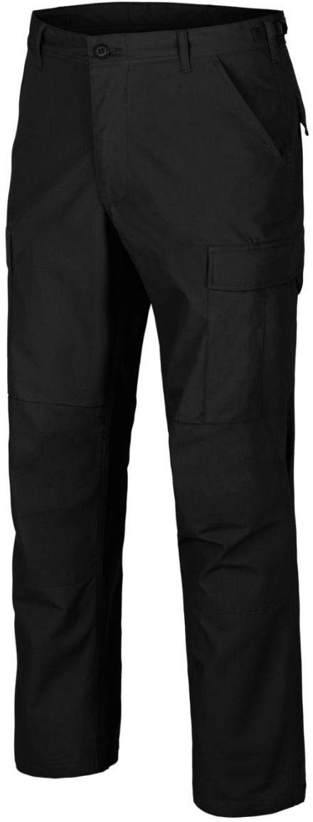 Spodnie Helikon BDU PoliCotton Ripstop Black (SP-BDU-PR-01) H