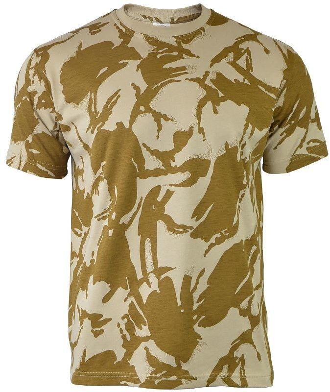 Highlander Koszulka T-Shirt DPM Desert