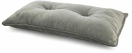 Galileo Casa aksamitna poduszka, szara, rozmiar uniwersalny