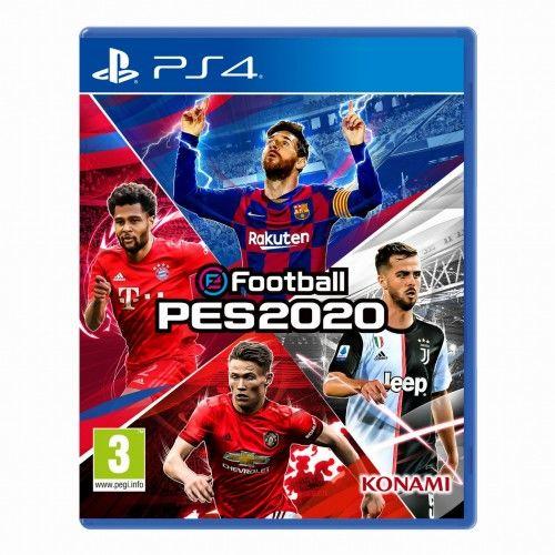 Pro Evolution Soccer 2020 PS 4