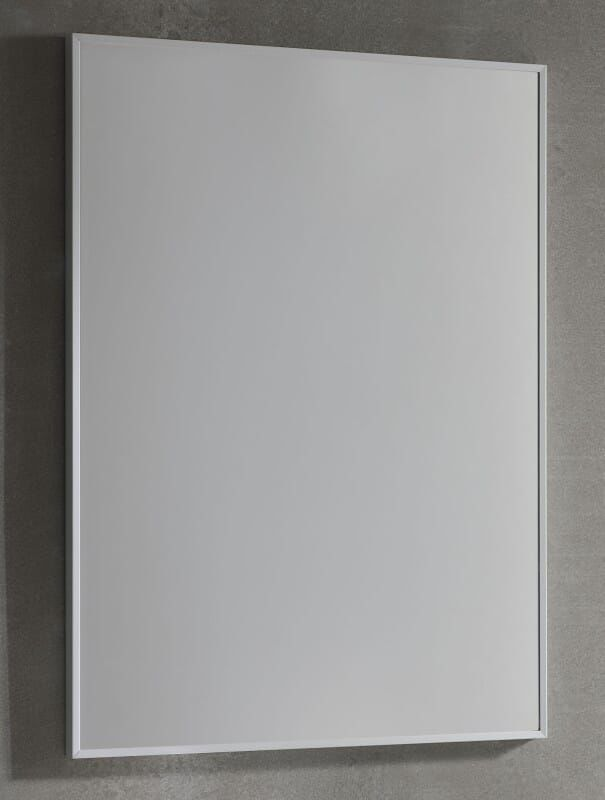 Lustro w ramie aluminiowej chrom 60/80 Elita (163063)