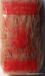 makaron ryżowy Vermicelli -brązowy - 220 g