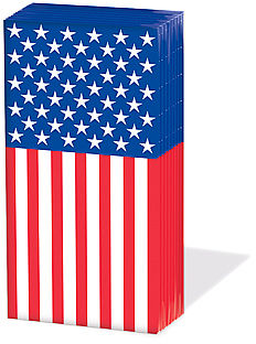 CHUSTECZKI DO NOSA - Stars and Stripes - Flaga USA