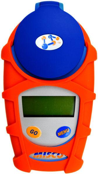 Cyfrowy refraktometr MISCO dla gorzelni