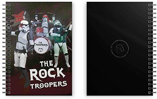 SD toys SDTOST24126 Rock Troopers oryginalny szturmowiec