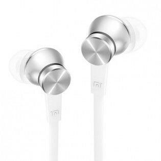 Słuchawki Xiaomi Mi In-Ear Headphones Basic (Srebrny)