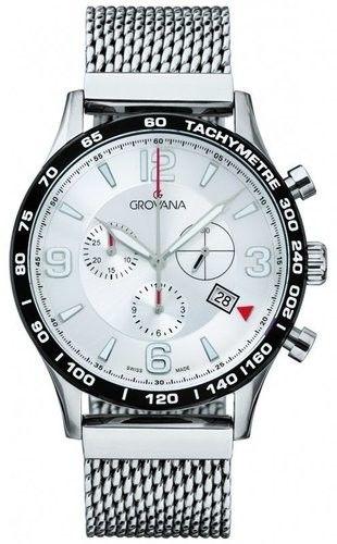 Zegarek Grovana 1745.9132 - CENA DO NEGOCJACJI - DOSTAWA DHL GRATIS, KUPUJ BEZ RYZYKA - 100 dni na zwrot, możliwość wygrawerowania dowolnego tekstu.