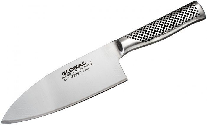 Nóż do ryb i mięsa 18cm Global G-29