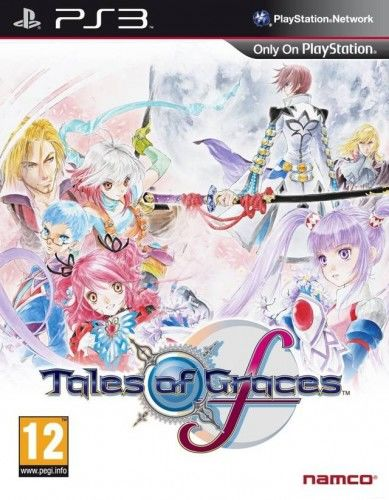Tales of Graces F PS3