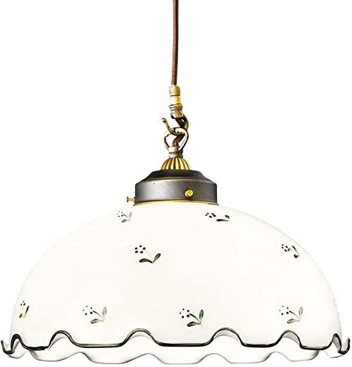 Austrolux 731.32.22 A++ do E, lampa wisząca, szkło, 75 W, E27, 42 x 42 x 32 cm