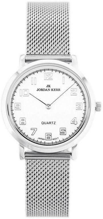 ZEGAREK DAMSKI JORDAN KERR - I2001 (zj937a) silver