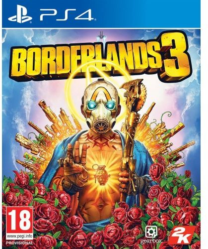 Borderlands 3 PS 4