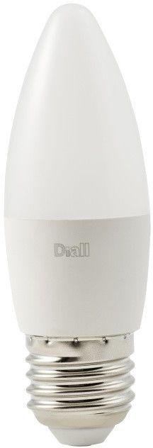 Żarówka LED Diall C35 E27 5 W 470 lm mleczna barwa ciepła