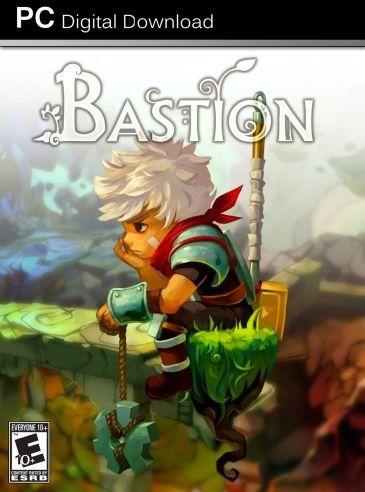 Bastion (PC) klucz Steam