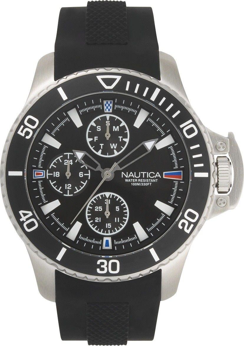 Zegarek Nautica NAPBYS007 - CENA DO NEGOCJACJI - DOSTAWA DHL GRATIS, KUPUJ BEZ RYZYKA - 100 dni na zwrot, możliwość wygrawerowania dowolnego tekstu.