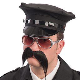 Carnival Toys 6158  czapka policyjna, gra
