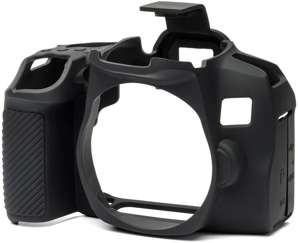 Osłona silikonowa easyCover do aparatów Canon EOS 850D czarna