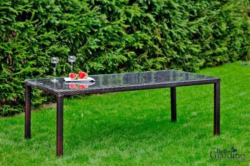 Stół ogrodowy 200 x 100 cm