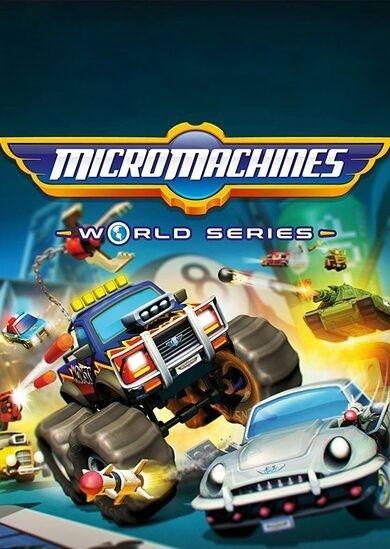 Micro Machines World Series + DLC (Digital - klucz Steam)