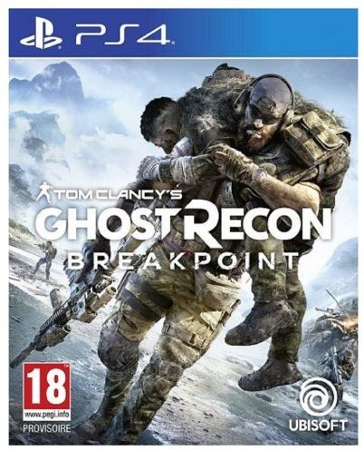 Tom Clancy''s Ghost Recon: Breakpoint PS 4