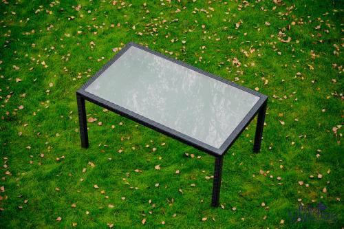 Stół ogrodowy 150 x 90 cm