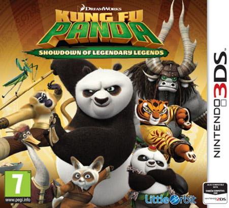 Gra Kung Fu Panda: Showdown of Legendary Legends (Nintendo 3DS)