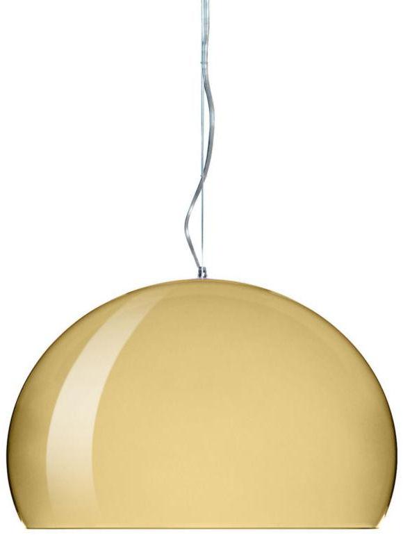 FL/Y LED złoty - Kartell - lampa wisząca