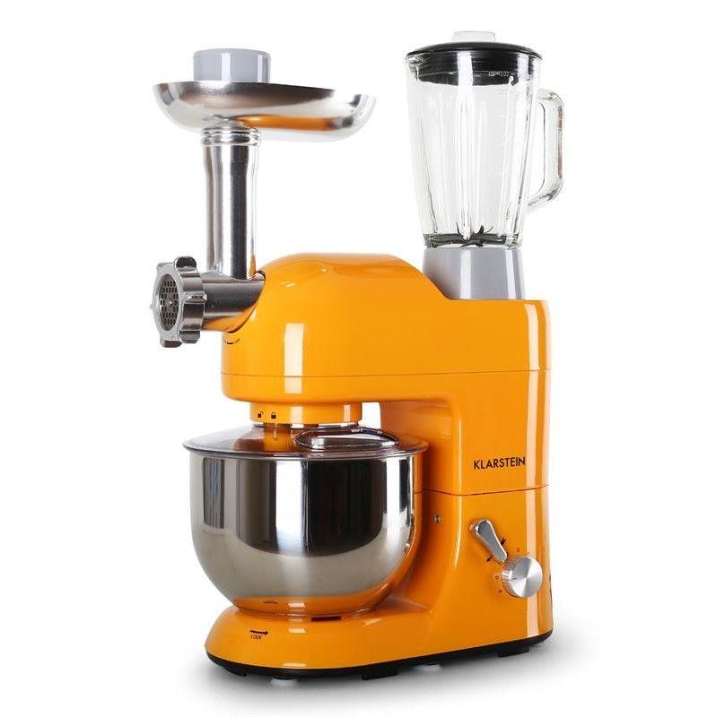 Klarstein Bella robot kuchenny moc 1300 W ,2,7 PS, 5l