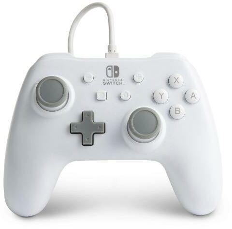 PowerA Switch Pad przewodowy (biały)