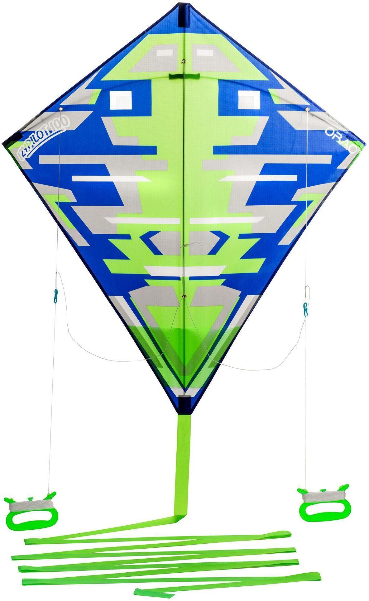 Latawiec 2 W 1 (Statyczny/Sterowany) Izypilot 100