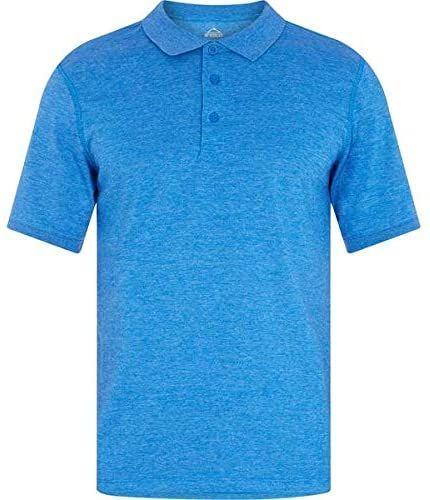 McKINLEY Pellew Polo, Melange/Blue Royal, M