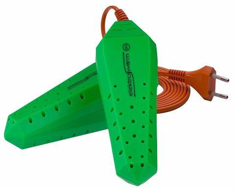 Suszarka do butów Elektrowarm SB-6 zielona UV