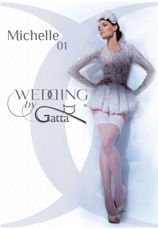 GW MICHELLE 01 - Pończochy