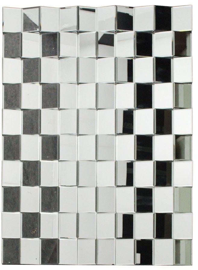Lustro dekoracyjne ścienne 80x120