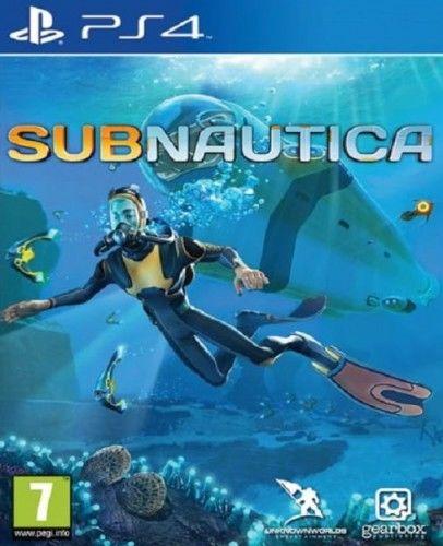 SUBNAUTICA PS 4