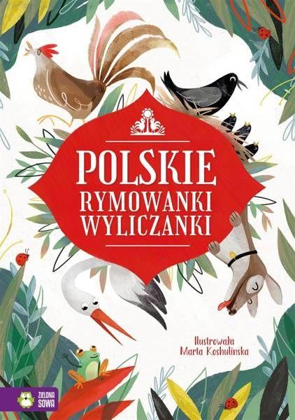 Polskie wyliczanki rymowanki - Koshulinska Marta
