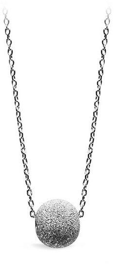 Staviori naszyjnik srebrny 0,925. z okragłą zawieszką