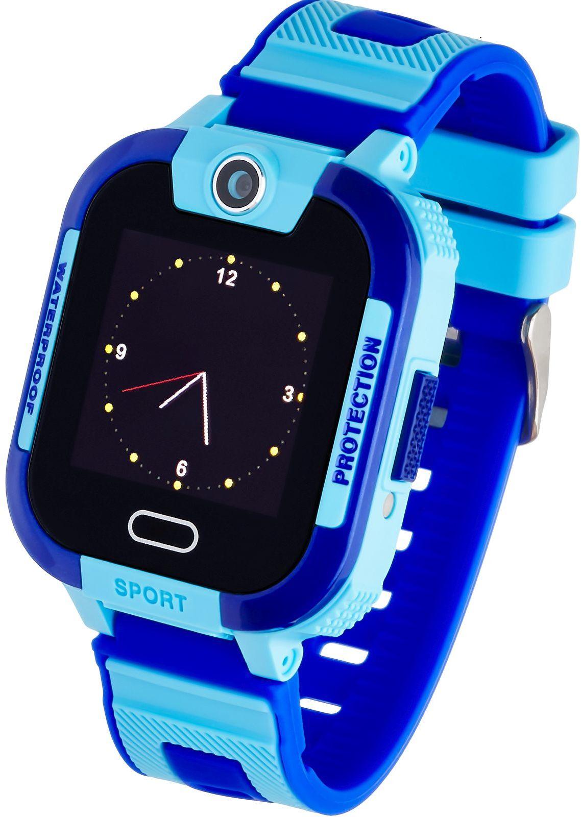 Garett Smartwatch Garett Kids 4You niebieski > Darmowa dostawa UPS Darmowy zwrot DHL przez 100 DNI Odbierz w salonie w Warszawie